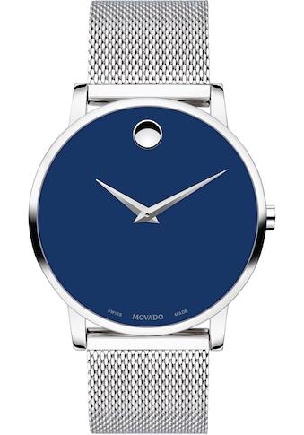 MOVADO Schweizer Uhr »MUSEUM CLASSIC, 607349« kaufen