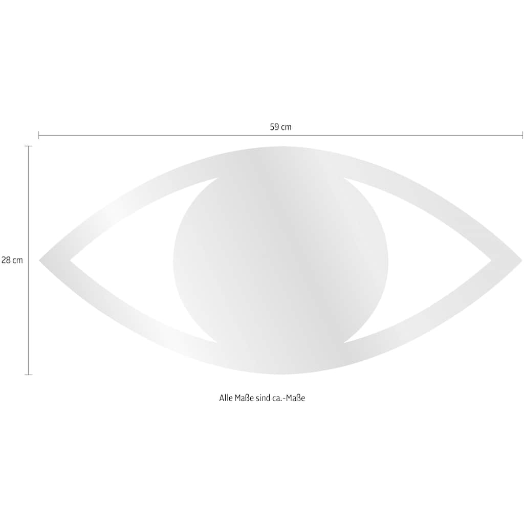 queence Dekospiegel »Auge«