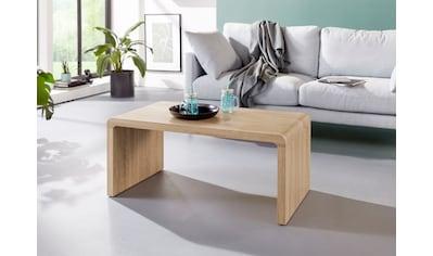 INOSIGN Couchtisch »Flavio«, im modernen Design, in schöner Holzoptik, verschiedene... kaufen