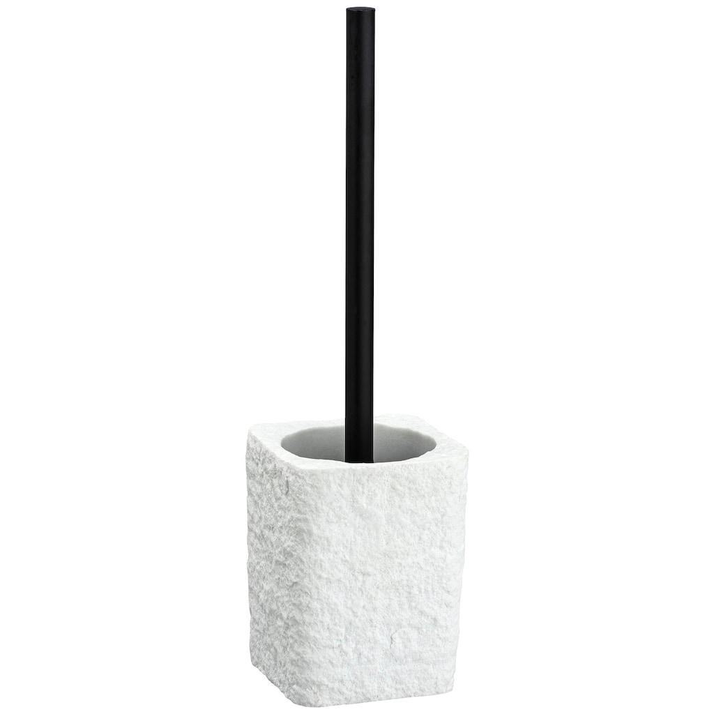 WENKO WC-Garnitur »Villata Grau«