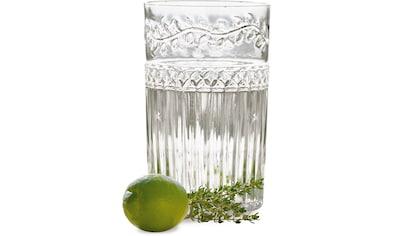 Longdrinkglas, (Set, 6 tlg.), Recycling-Glas, 6-teilig kaufen