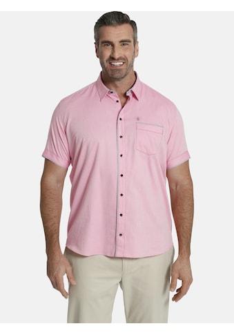 Charles Colby Kurzarmhemd »DUKE CHATWIN«, Baumwollhemd, Comfort Fit kaufen