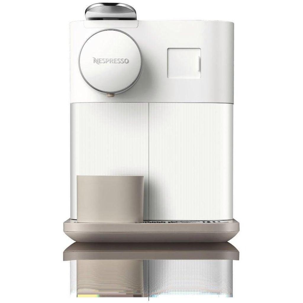 Nespresso Kapselmaschine »Distinta Moments,Gran Lattissima EN 650.W – Sunshine White«