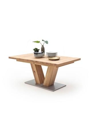 MCA furniture Esstisch »Managua A«, Esstisch Massivholz ausziehbar kaufen