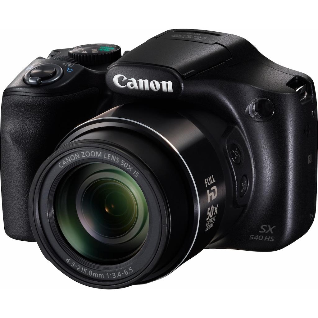 Canon Superzoom-Kamera »PowerShot SX540 HS«, PictBridge-Unterstützung