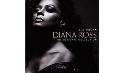Musik-CD »ONE WOMAN-ULTIMATE COLLECTION / ROSS,DIANA« kaufen
