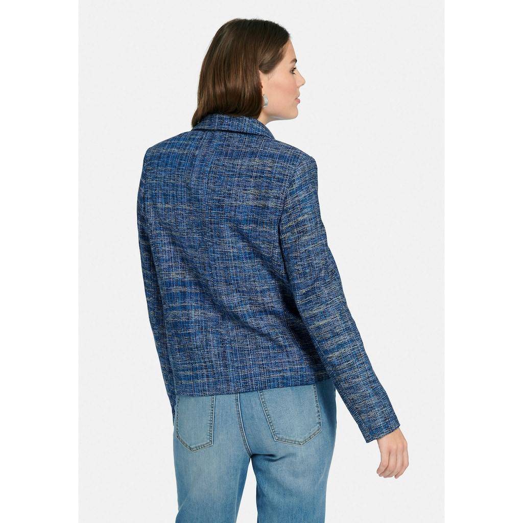 Anna Aura Jackenblazer »Blazer«, mit Eingrifftaschen