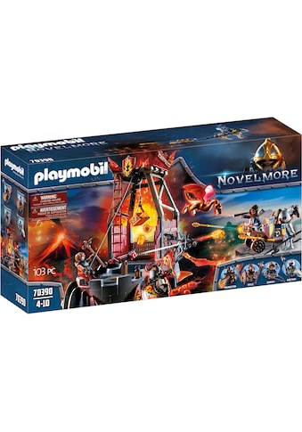 Playmobil® Konstruktions-Spielset »Burnham Raiders Lavamine (70390), Novelmore«, ;... kaufen