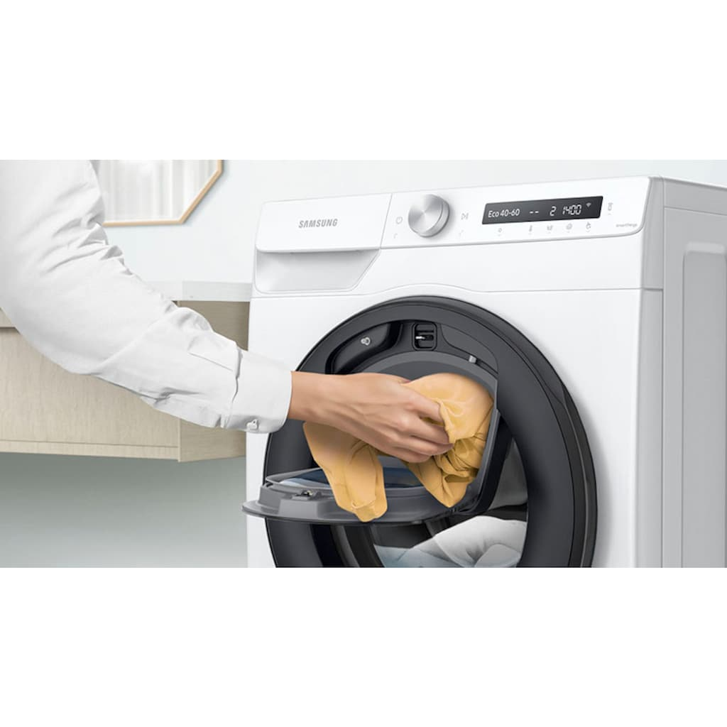 Samsung Waschmaschine »WW81T684AHH/S2«, WW81T684AHH/S2, 8 kg, 1400 U/min, AddWash™