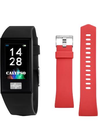 CALYPSO WATCHES Smartwatch »Smartime, K8500/6«, (Mit Wechselband) kaufen