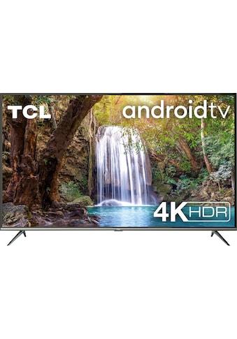 TCL 65EP644 LED - Fernseher (164 cm / (65 Zoll), 4K Ultra HD, Smart - TV kaufen