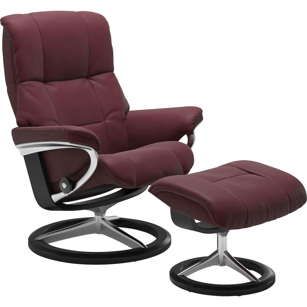 Stressless® Relaxsessel »Mayfair«, mit Signature Base, Größe S, M & L, Gestell Schwarz