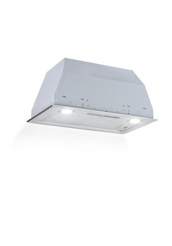 Klarstein Dunstabzugshaube Einbau 52cm Abluft 600 m³/h LED Touch Edelstahl kaufen