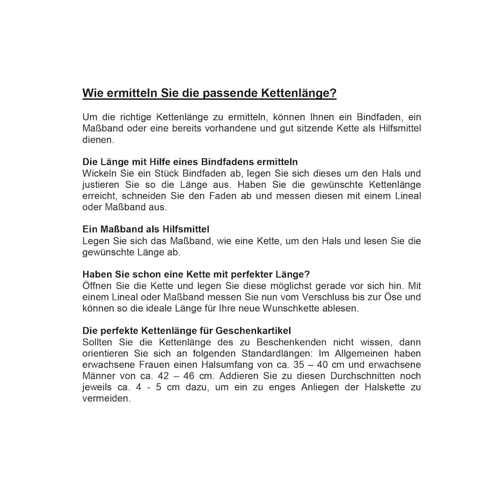 Herzengel Kette mit Anhänger »FLÜGEL ZIRKONIA, HEN-WING-01-ZI«