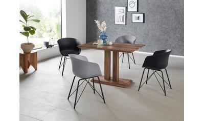 INOSIGN Esstisch »Malin«, mit hochglänzender Oberfläche in verschieden Farbausführungen kaufen