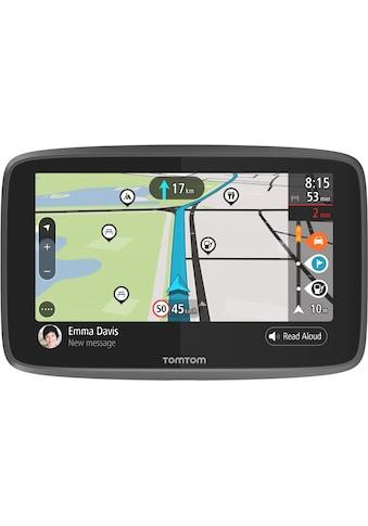 TomTom Navigationsgerät »GO Camper World«, (Weltweit), Camper-Navigationsgerät kaufen