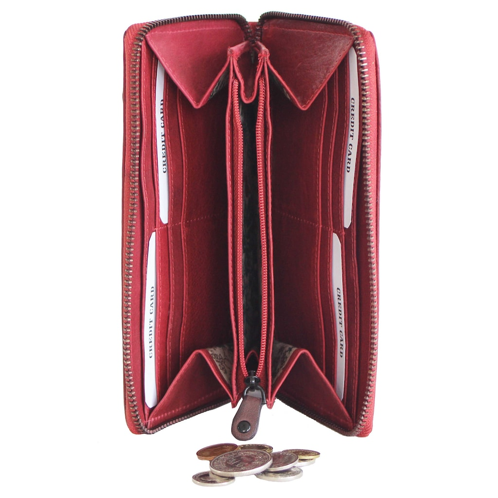 Margelisch Geldbörse »Paris 1«, RFID Schutz