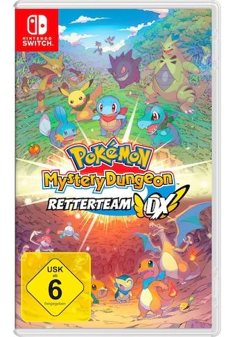 Nintendo Switch Spiel »Pokémon Mystery Dungeon: Retterteam DX«, Nintendo Switch kaufen