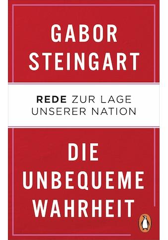 Buch »Die unbequeme Wahrheit / Gabor Steingart« kaufen