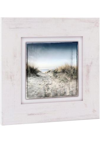 Home affaire Holzbild »Sand und Himmel«, 40/40 cm kaufen