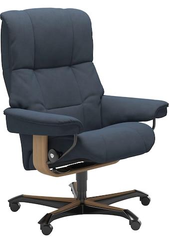 Stressless® Relaxsessel »Mayfair«, mit Home Office Base, Größe M, Gestell Eiche kaufen