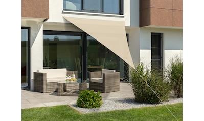 Schneider Schirme Sonnensegel »Lanzarote«, ca. 400 x 400 x 300 cm kaufen