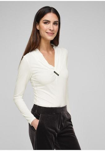 s.Oliver BLACK LABEL Langarmshirt kaufen