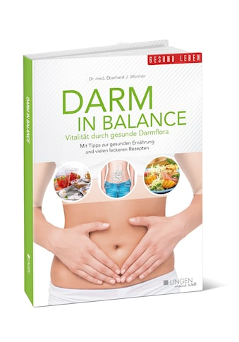 Buch »Darm in Balance / Dr.med Eberhard J. Wormer« kaufen