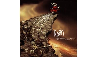 Musik-CD »FOLLOW THE LEADER / KORN« kaufen