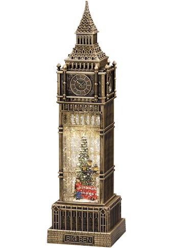"KONSTSMIDE LED Laterne, LED-Modul, 1 St., Warmweiß, LED Wasserlaterne, braun, ""Big Ben"" kaufen"