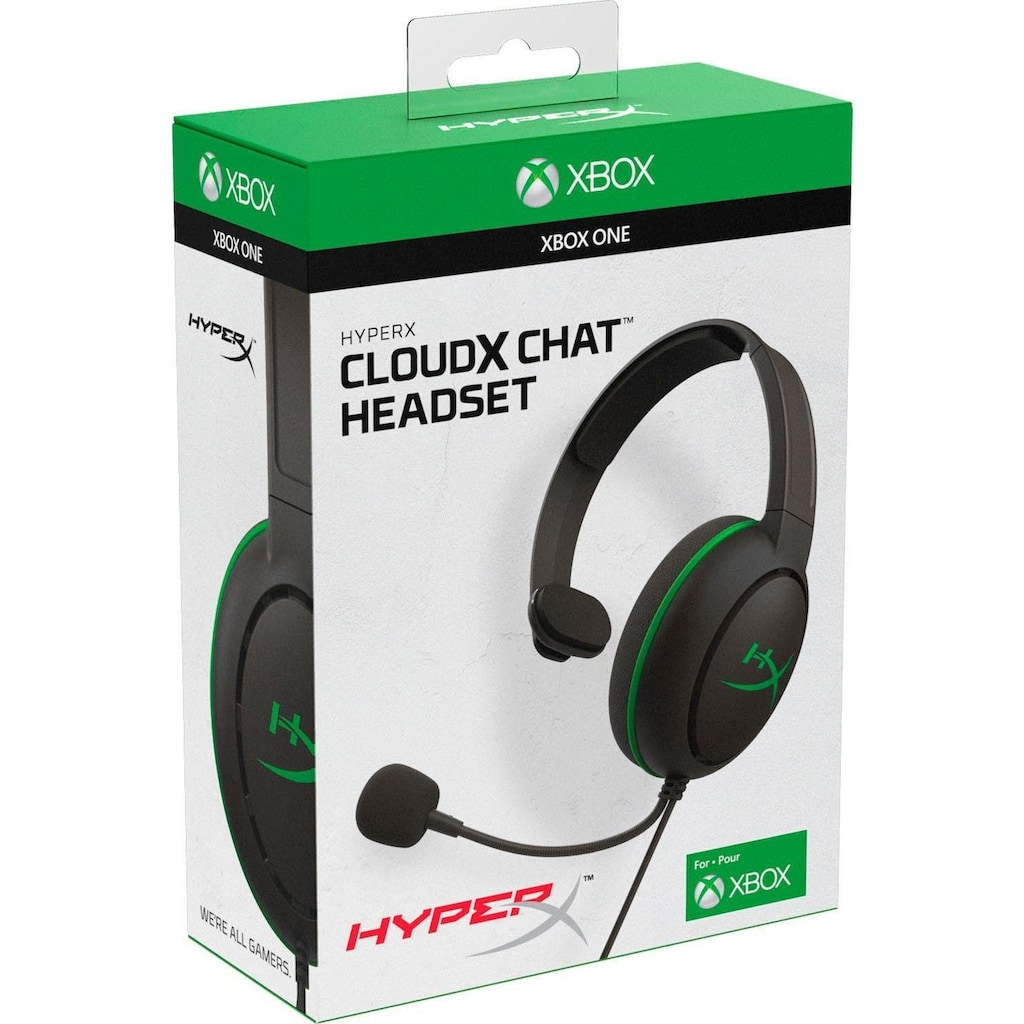 HyperX Gaming-Headset »CloudX Chat Headset (Xbox Licensed)«