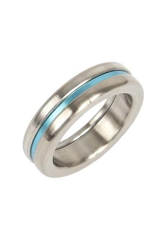 DeMarie Fingerring »eloxiertes Aluminium«, Matt/Glanz kaufen