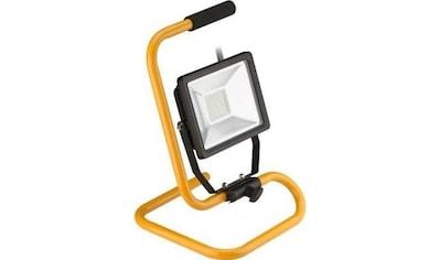 Goobay LED Baustrahler »30W LED Flutlicht mit mit Standfuß« kaufen