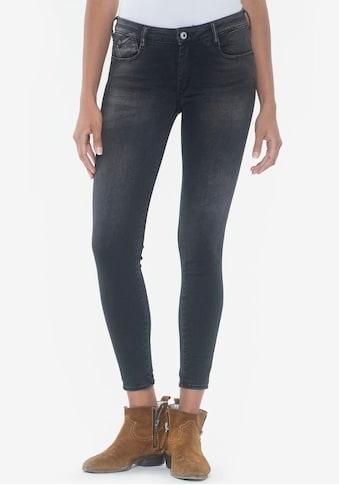 Le Temps Des Cerises Ankle-Jeans »ULTRAPOWER«, mit leichtem Push-Up Effekt kaufen