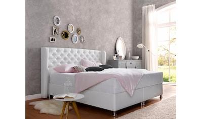 hapo Polsterbett, mit Bettkasten kaufen