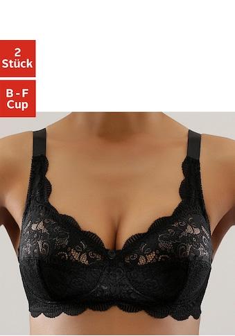 Susa Bügelloser BH »Latina«, komplett aus Spitze kaufen