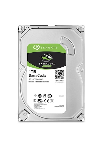"""Seagate HDD-Festplatte »Barracuda 1TB«, 3,5 """" kaufen"""