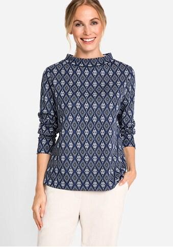 Olsen Sweatshirt, mit Stehkragen kaufen