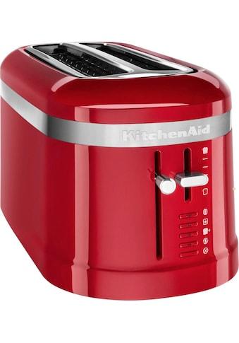 KitchenAid Toaster »5KMT5115EER«, für 4 Scheiben, 1600 Watt kaufen