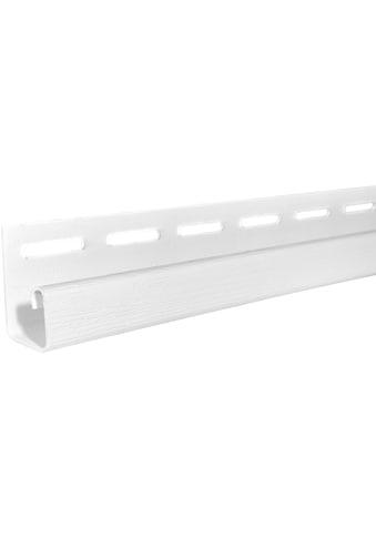 BAUKULIT Set: Abschlussprofil »SOFFIT Weiß«, für Dachüberstand, 4er Set, je 1,525 m kaufen