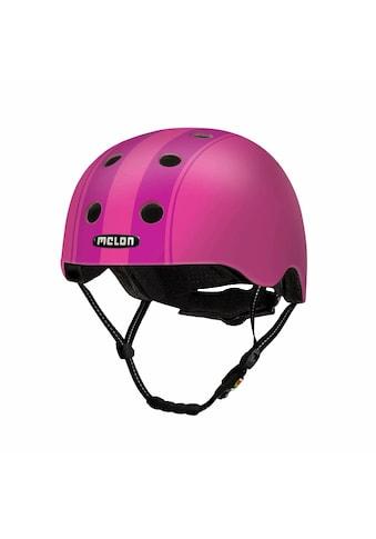 Melon Fahrradhelm »Urban Active - Decent Double Purple XXS-S« kaufen