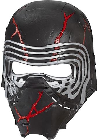 Hasbro Maske »Star Wars™ Kylo Ren Force Rage Maske« kaufen