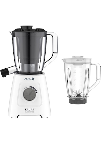 Krups Standmixer »KB42Q1 Blendforce 2in1«, 600 W kaufen