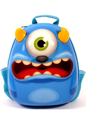 CHIC2000 Kinderrucksack »Bouncie Monster«, Reflektoren kaufen