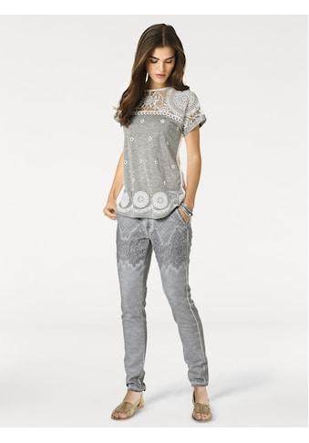 Jeans mit Spitze kaufen