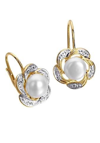 Ohrschmuck mit Diamanten kaufen