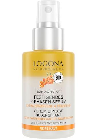LOGONA Gesichtsserum »Logona AP Festigendes 2-Phasen Serum« kaufen