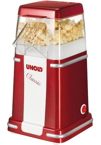 Unold Popcornmaschine »Classic« kaufen