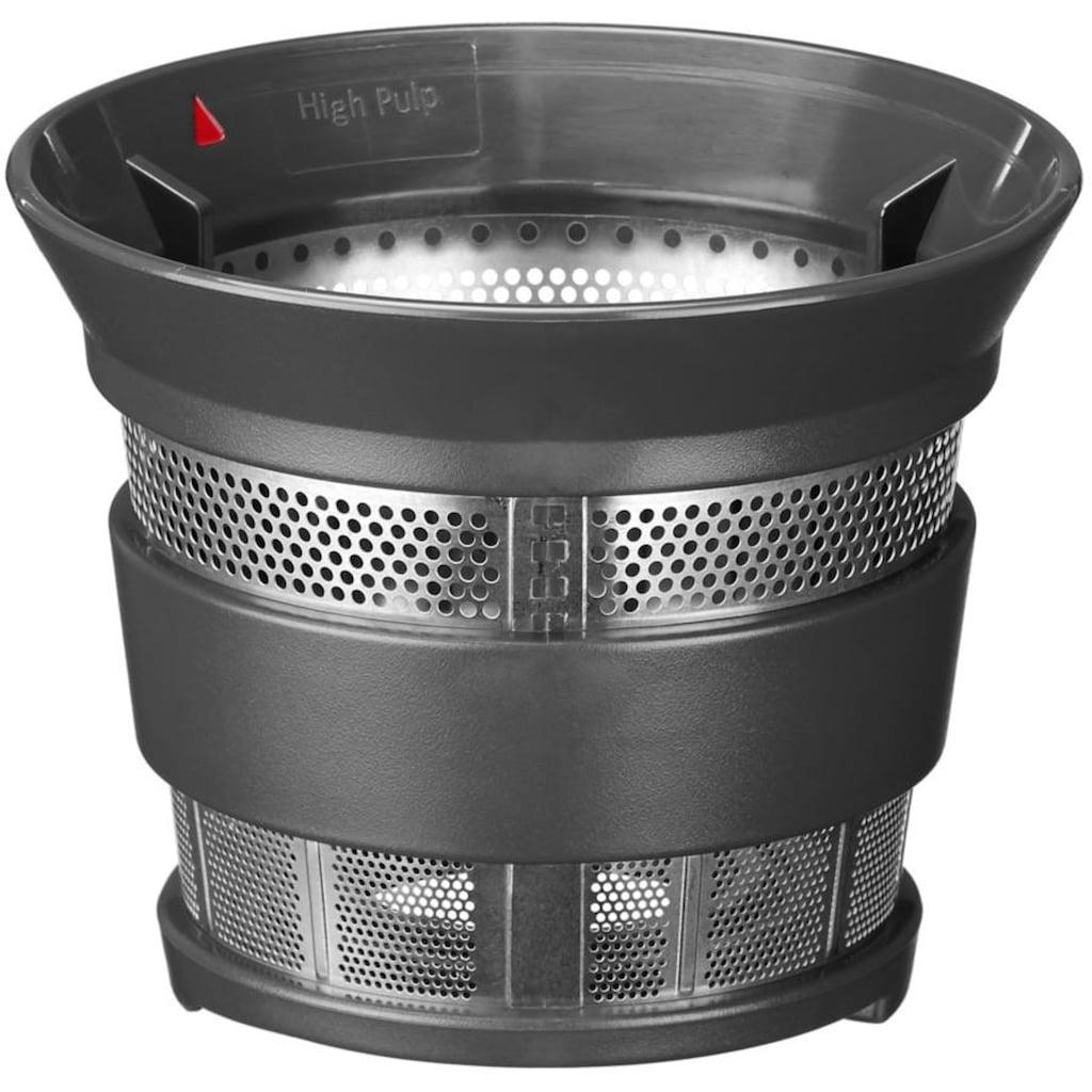 KitchenAid Entsafteraufsatz 5KSM1JA, Zubehör für alle KitchenAid-Küchenmaschinen (nicht für 5KSM7990X)
