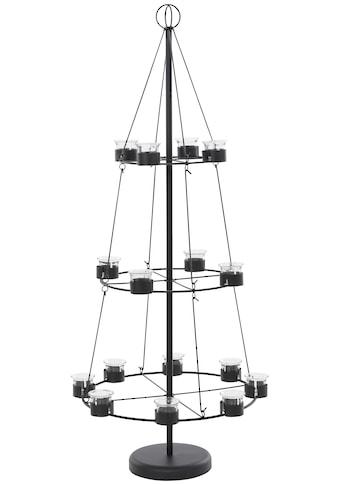 Home affaire Teelichthalter »Christbaum«, Höhe 120 cm kaufen